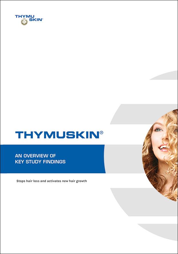 Thymuskin Studie / Study Cover