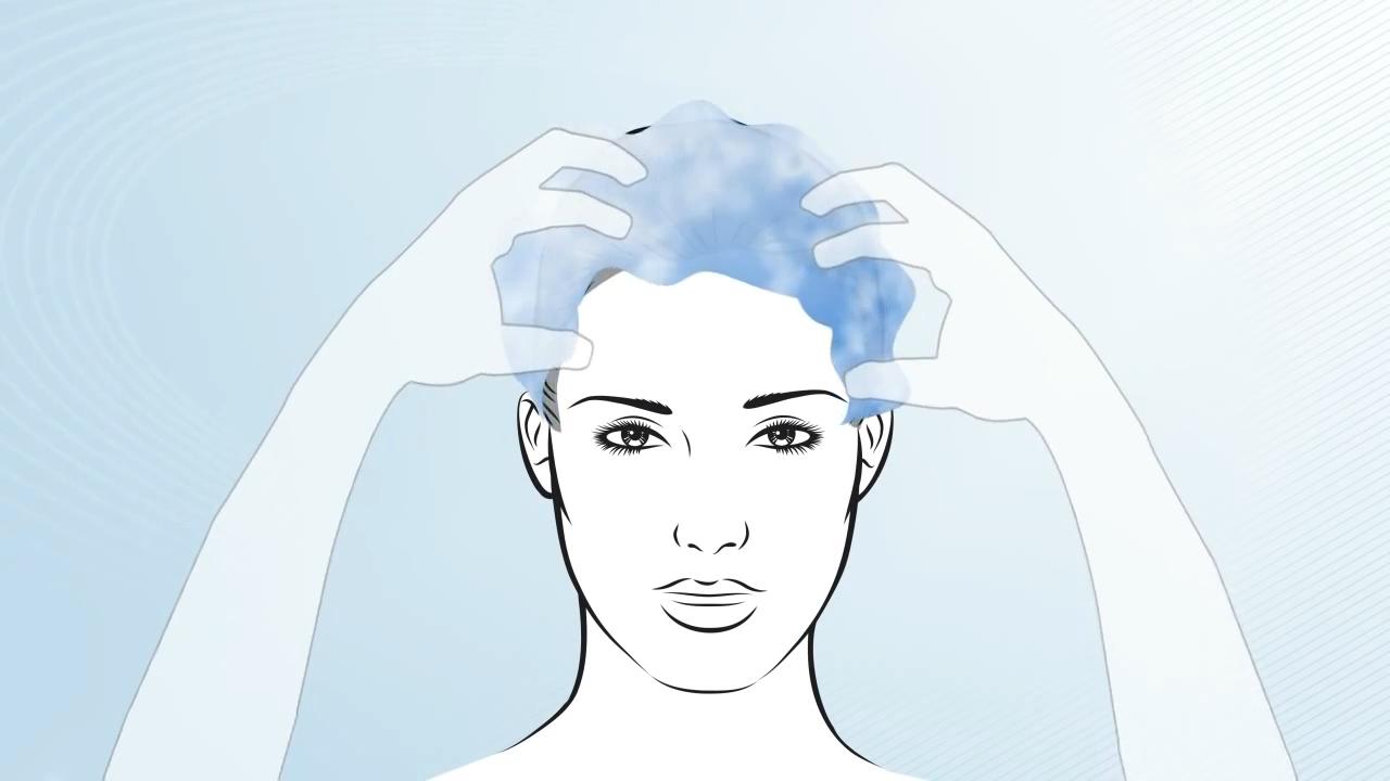 Thymuskin Shampoo Anwendung (Haare waschen) / Thymuskin shampoo application (hair washing)