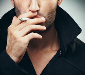 Raucher / Smoker